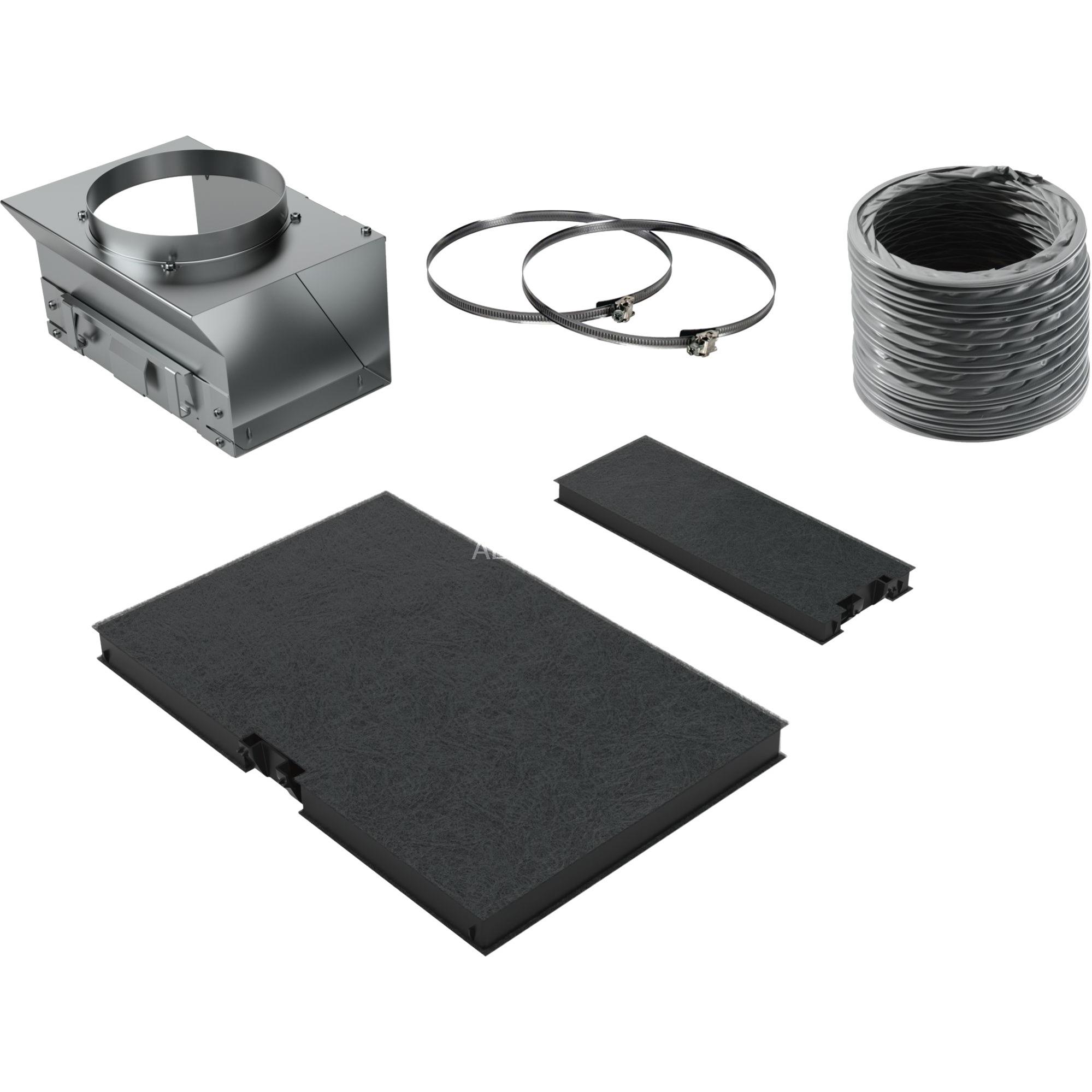 LZ10AKU00 accesorio para campana de estufa Kit de reciclaje, Set de modificación