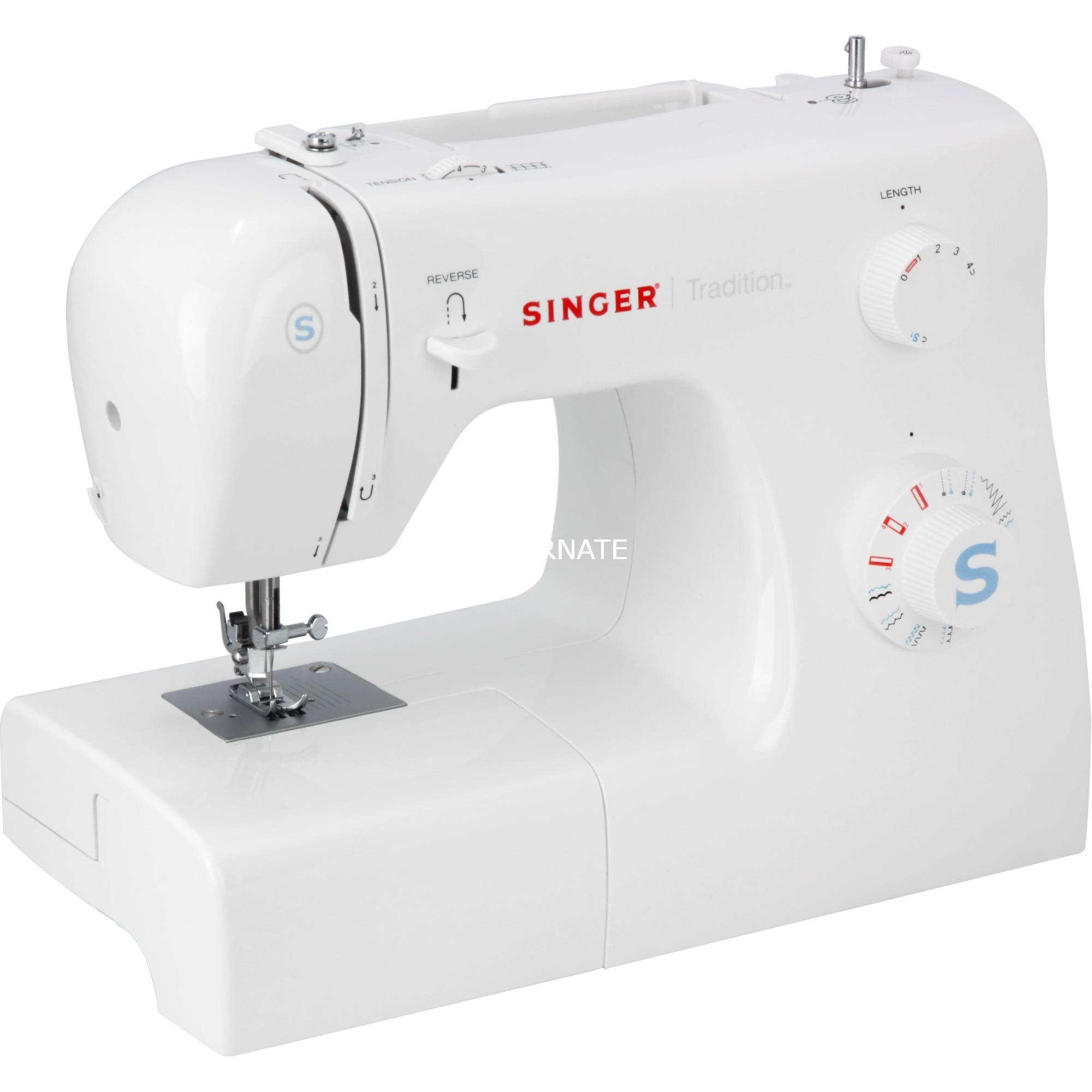 Tradition Máquina de coser automática Electromecánica