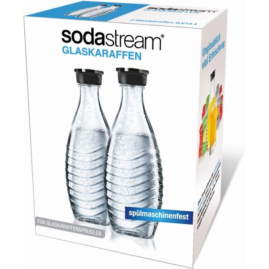 1047200490 consumible y accesorio para carbonatador Botella para bebida carbonatada, Botella de agua