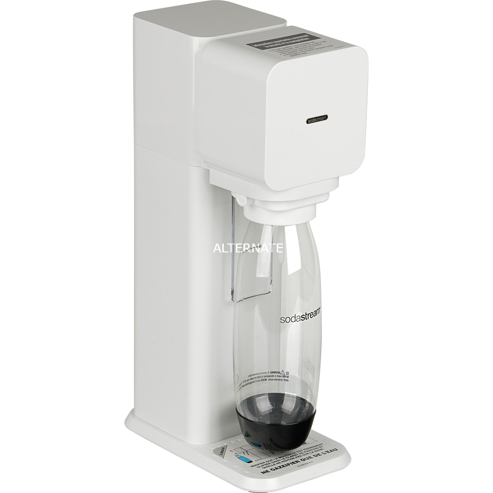 Play Tereftalato de polietileno (PET) Blanco, Gasificador de agua