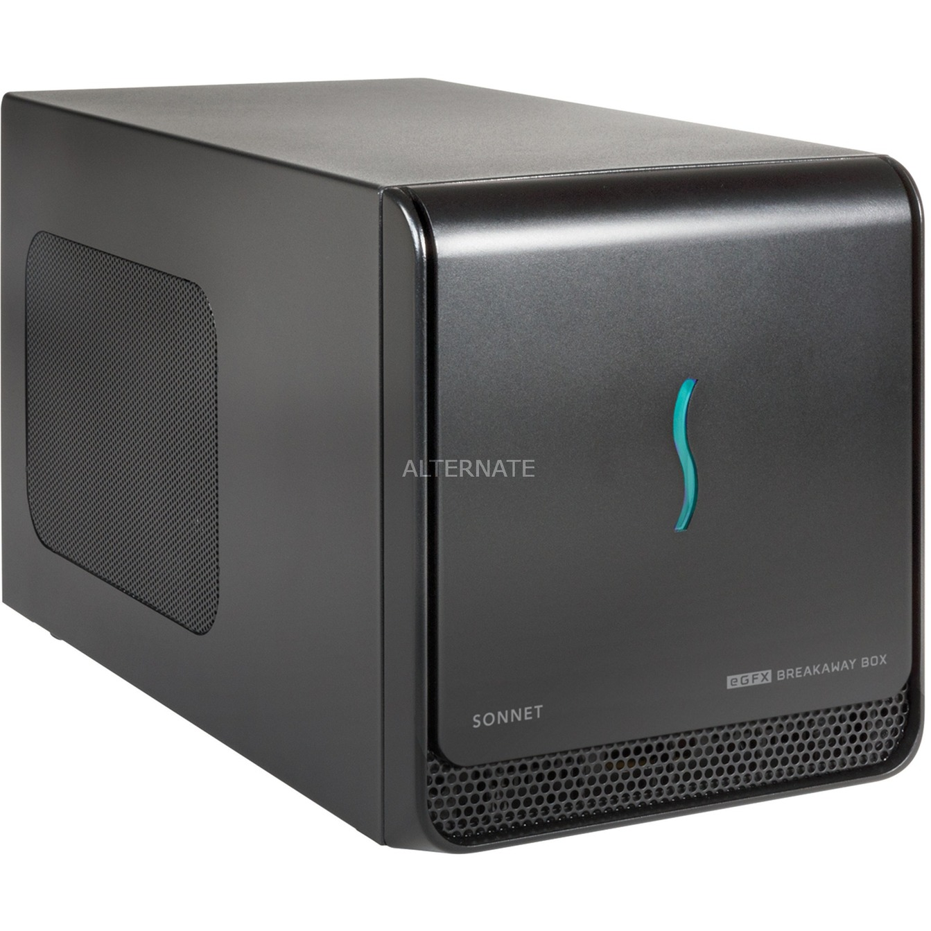 eGFX Breakaway Box 650 One FHFD x16 Graka slot - Schnittstellenkarte - PCI Alámbrico, Caja/Carcasa