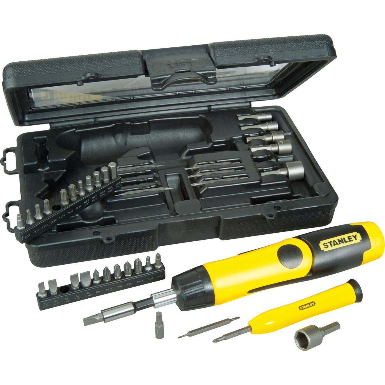 0-63-038 destornillador manual Screwdriver set, Conjuntos de bits