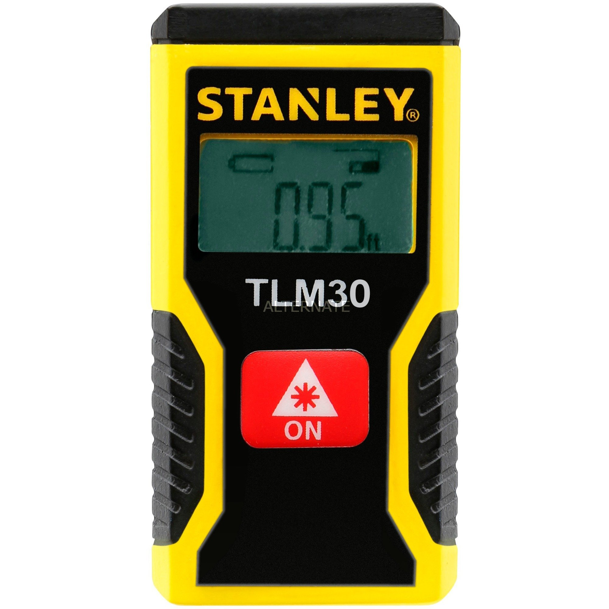 TLM30 Medidor láser de distancias 9 m Negro, Amarillo, Telémetro
