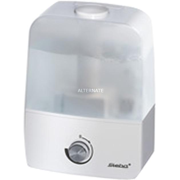 LB 9 humidificador Ultrasónica 3,5 L 30 W Transparente, Blanco