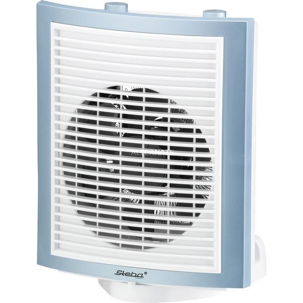 Pikkolo 60 T 3 Calentador de ventilador Azul, Blanco 2000 W, Termoventiladores