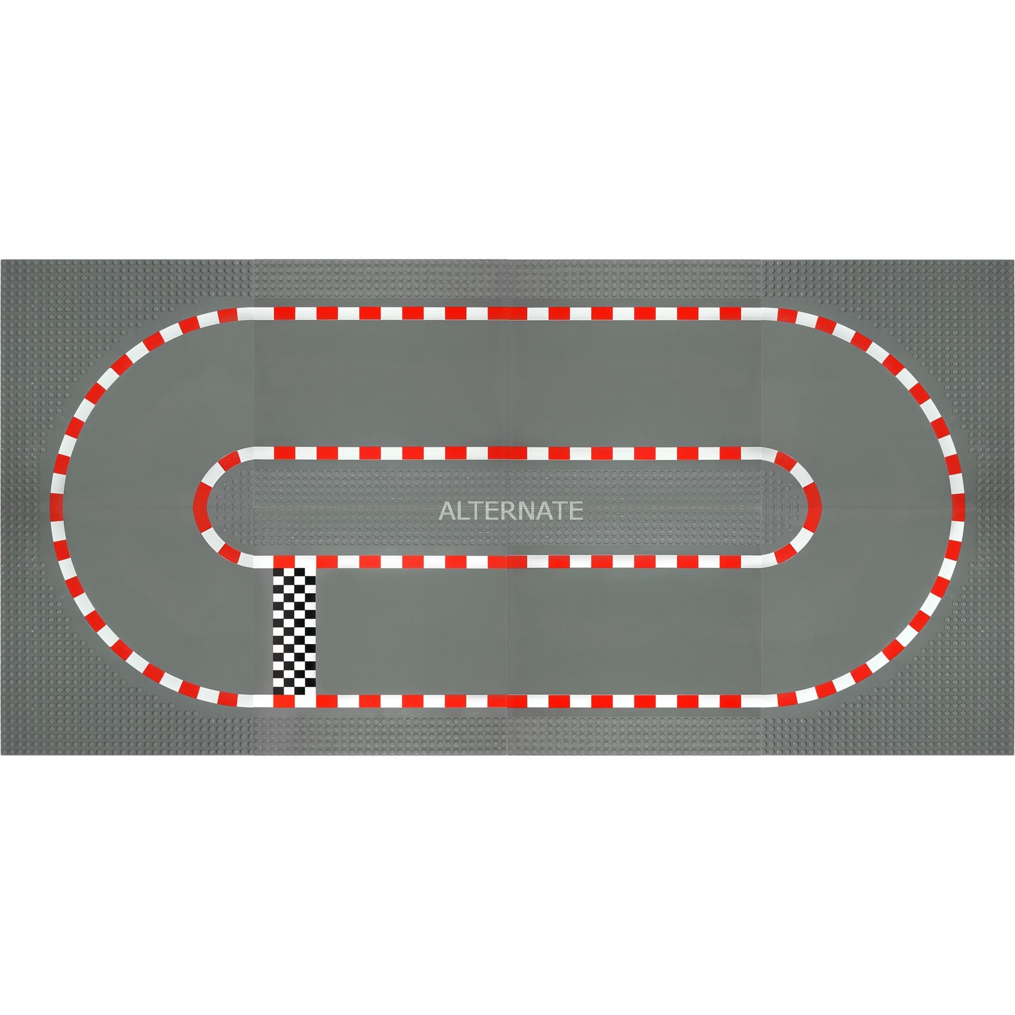 Baseplates 8 pcs Race Track 32x32 stu, Juegos de construcción