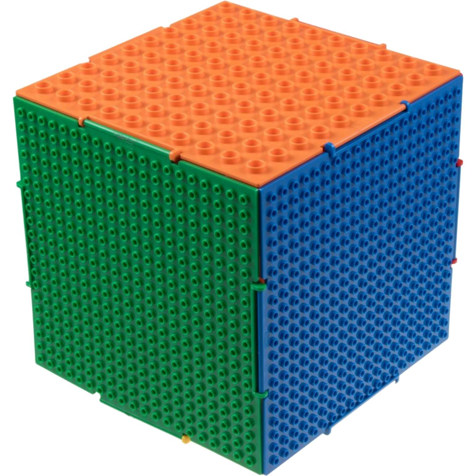 The Cube double sided Multicolour, Juegos de construcción