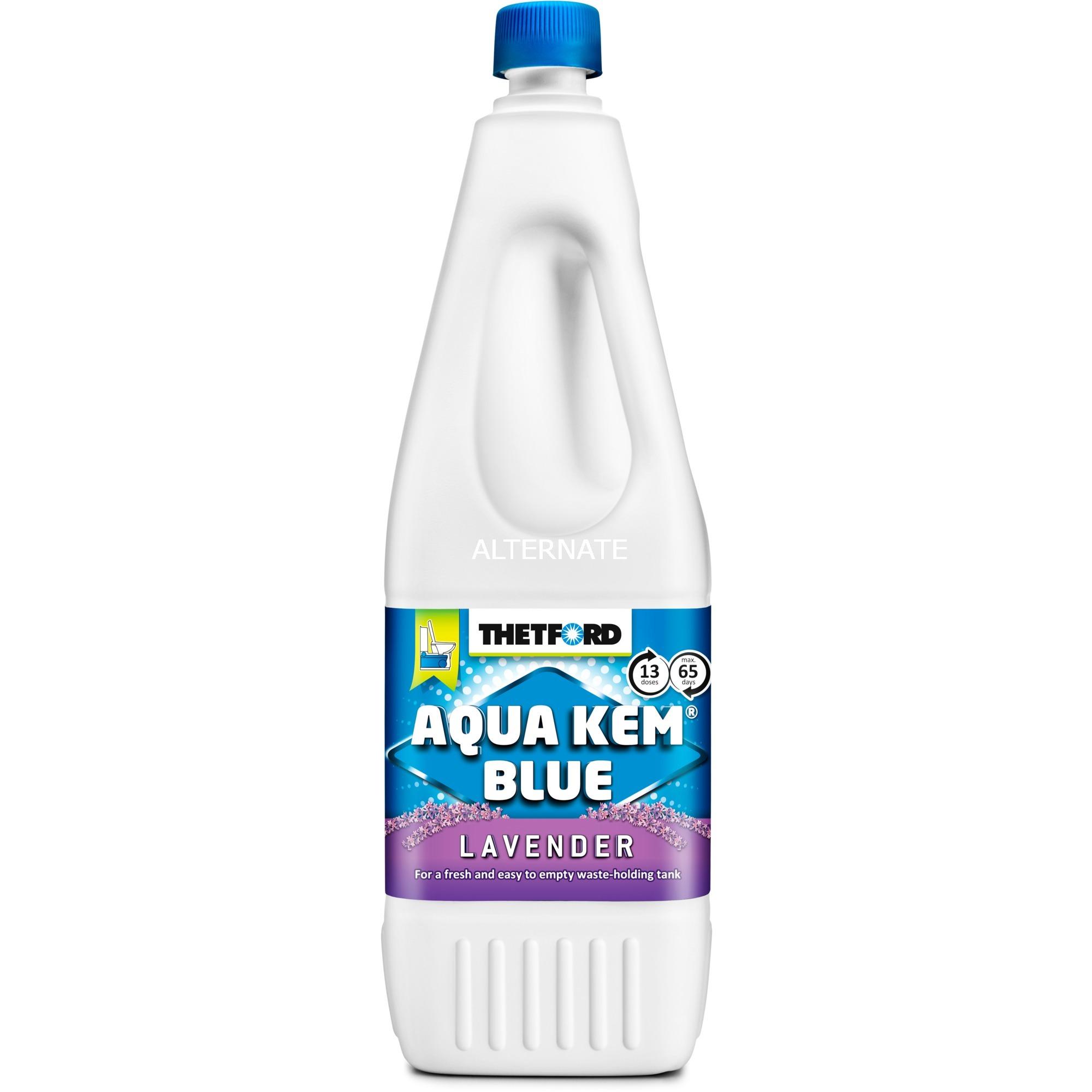 Aqua Kem Blue Lavender, Aditivo sanitario