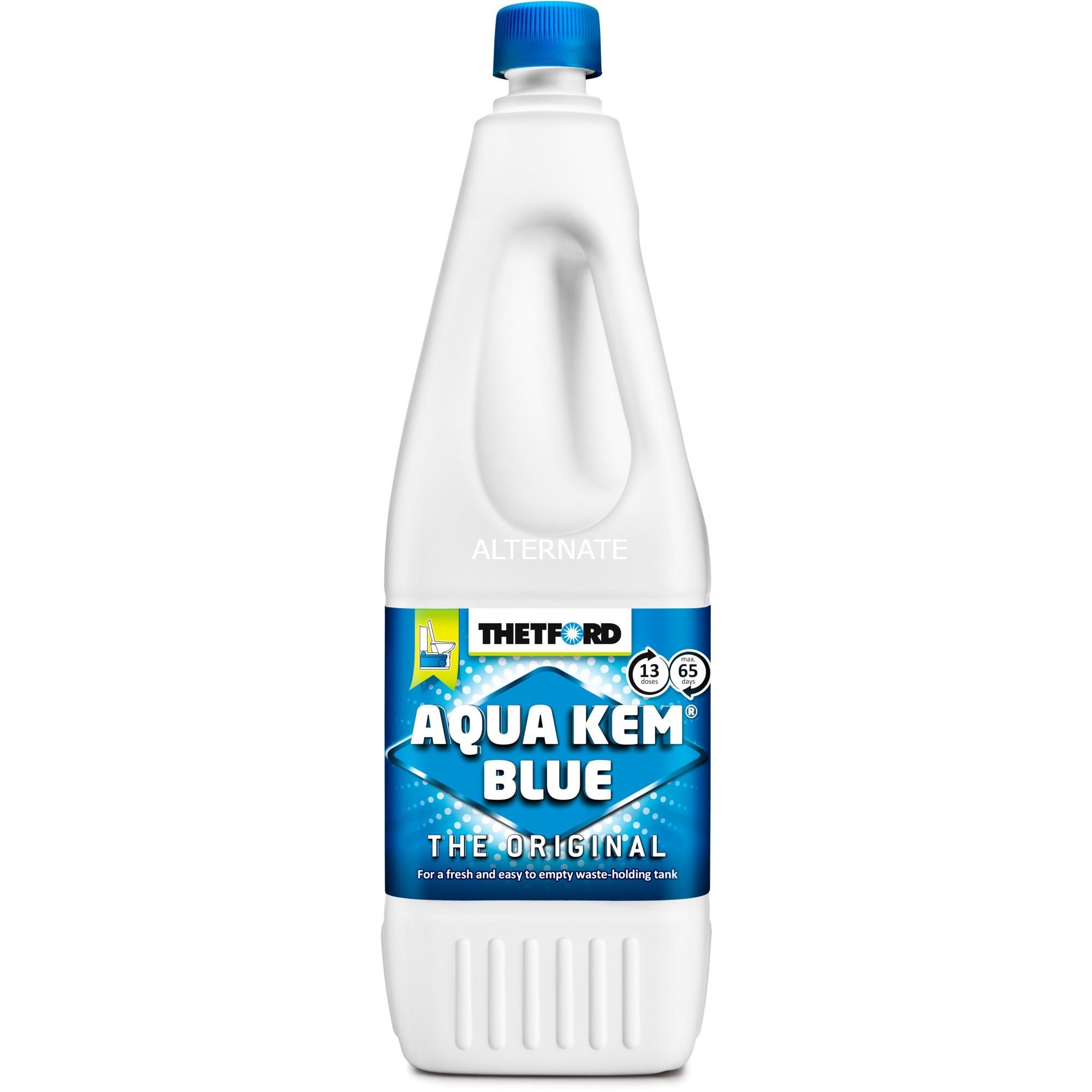 Aqua Kem Blue, Aditivo sanitario