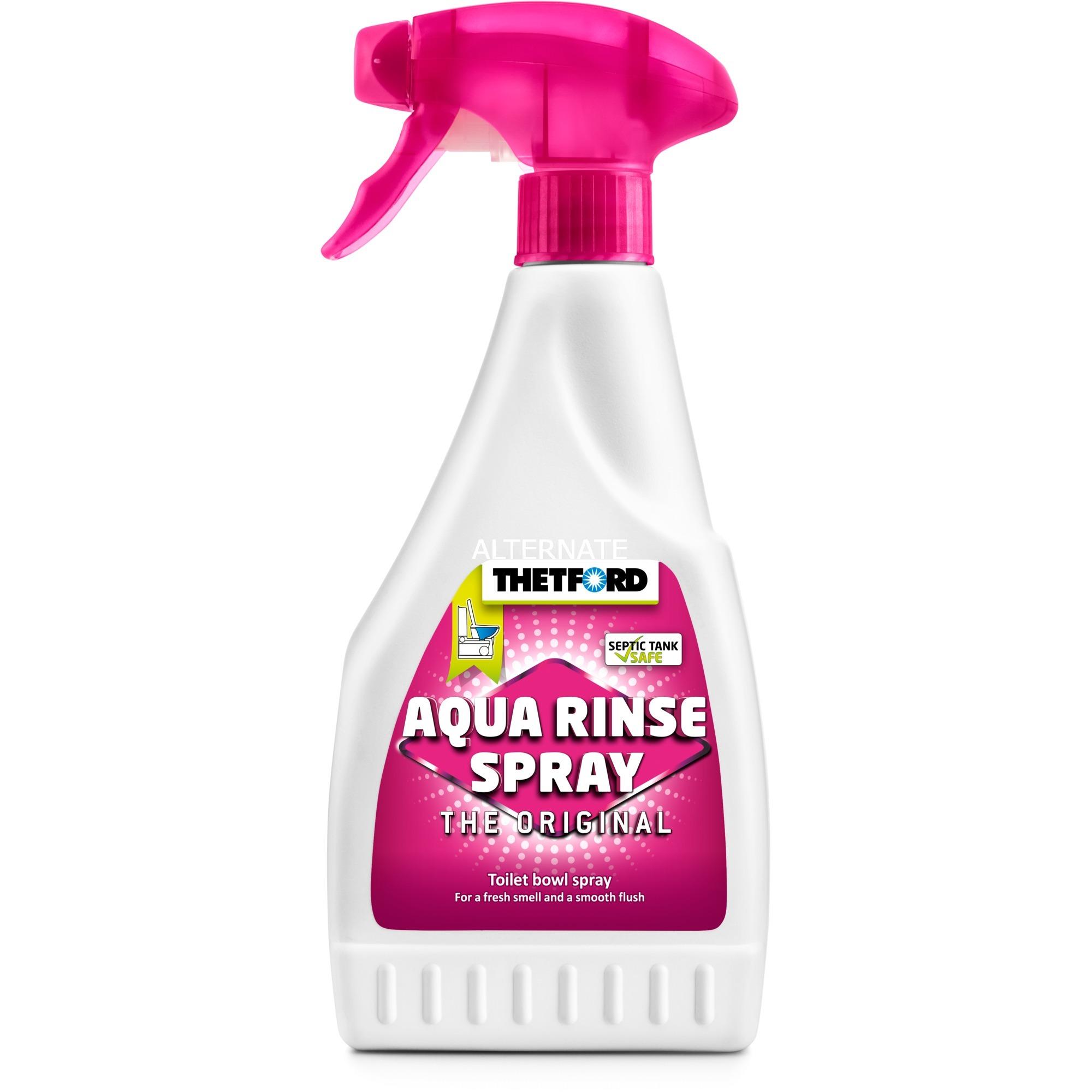 Aqua Rinse Plus, Aditivo sanitario