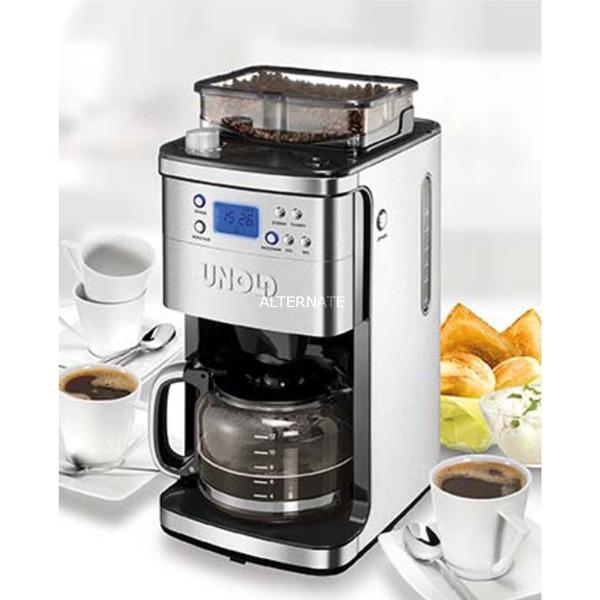 28736 cafetera eléctrica Independiente Cafetera de filtro Acero inoxidable 1,5 L 12 tazas Semi-automática