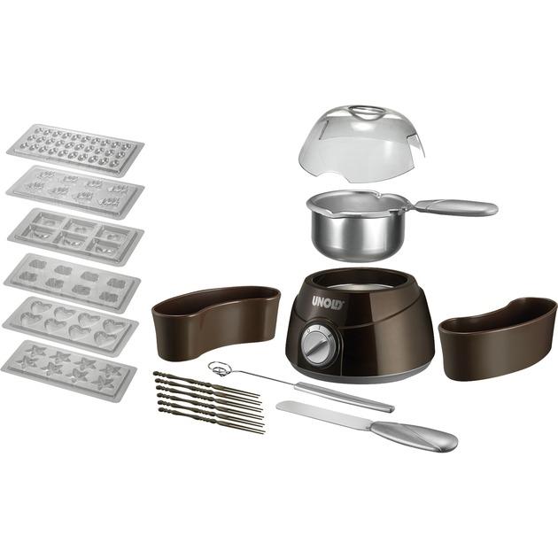 48667 0.25L fondue, gourmet y wok, Fuente de chocolate