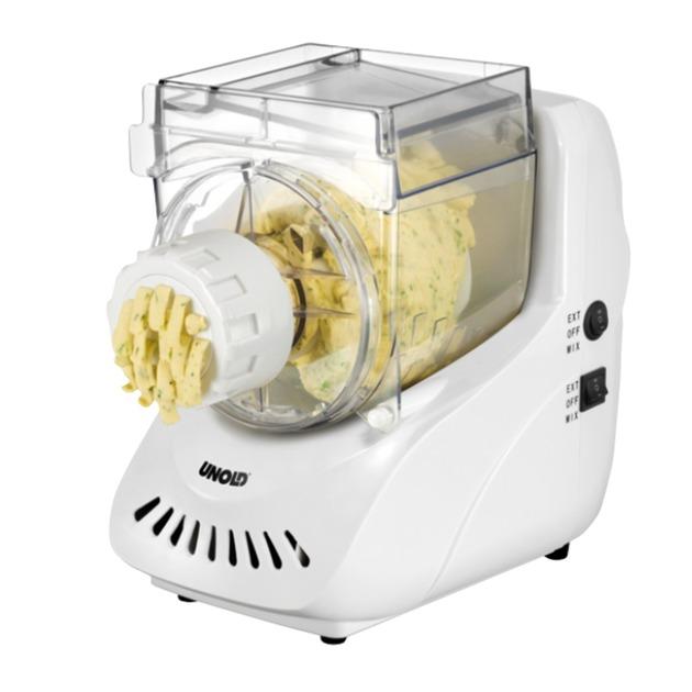 68801 Máquina eléctrica para elaborar pasta fresca máquina de pasta y ravioli, Robot de cocina