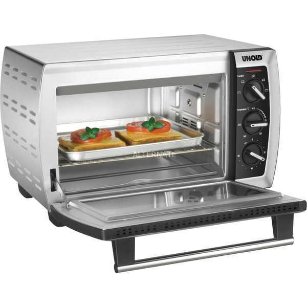 Ofen Plata horno tostador, Mini horno