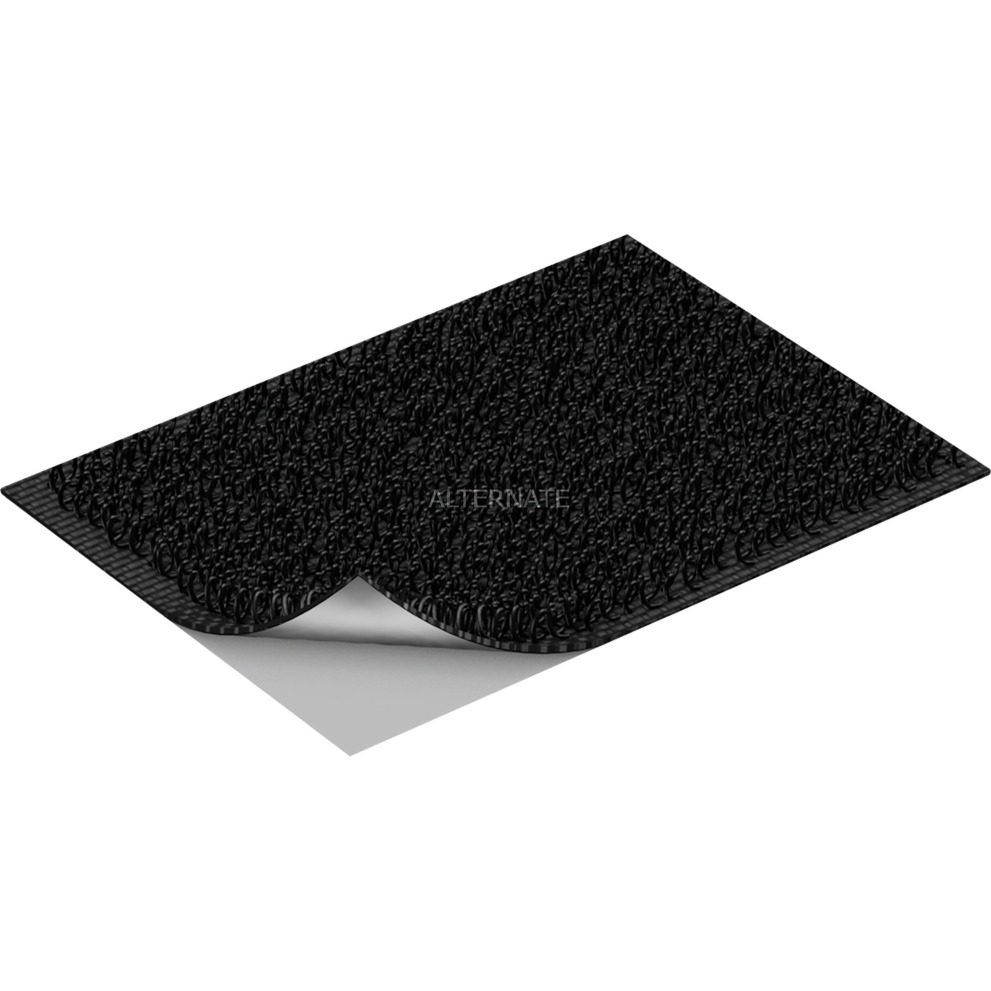 05670446001 etiqueta autoadhesiva Negro Rectángulo, Soporte