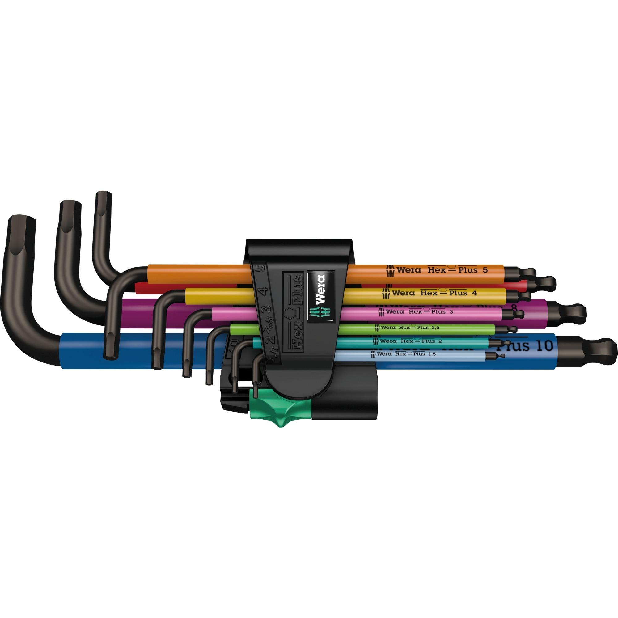 950 SPKL/9 SM N SB Multicolour, Destornillador