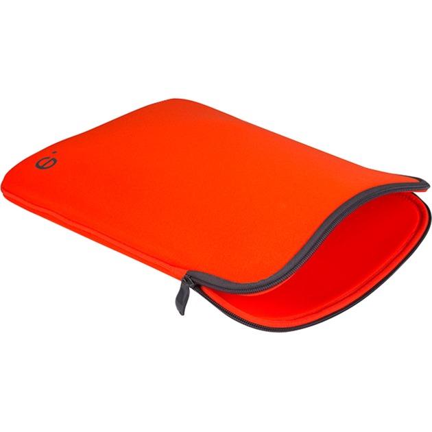 "LA robe 101289 12"" Funda Naranja maletines para portátil, Funda protectora"