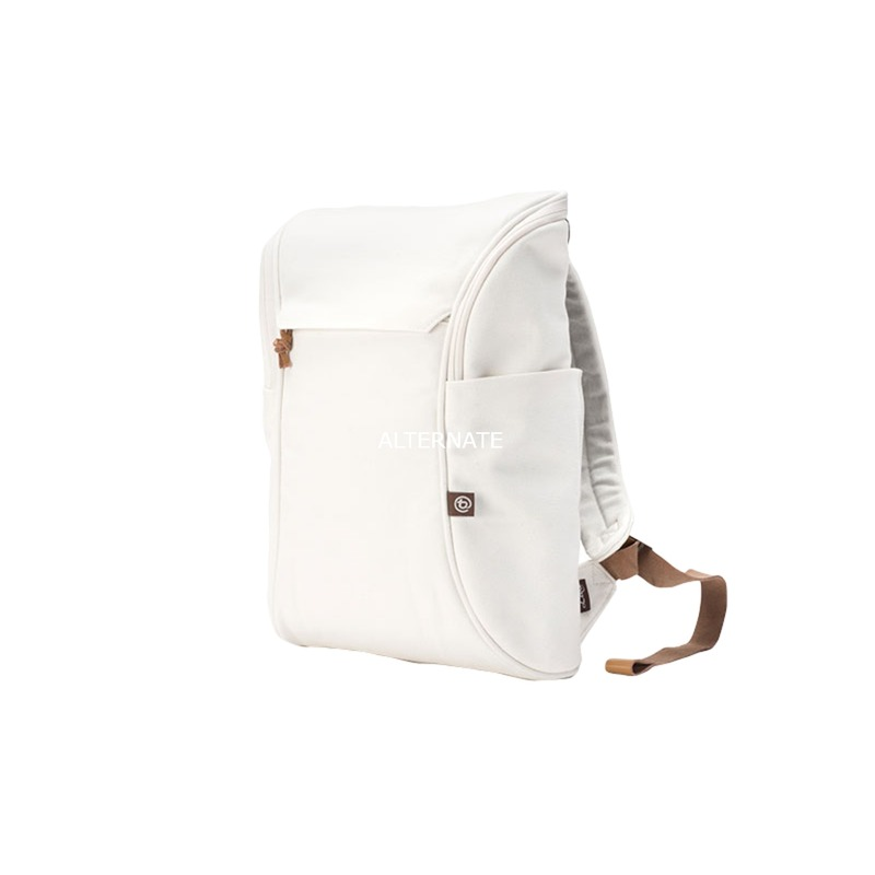 "DP-CRD 15.6"" Mochila Crema de color maletines para portátil"