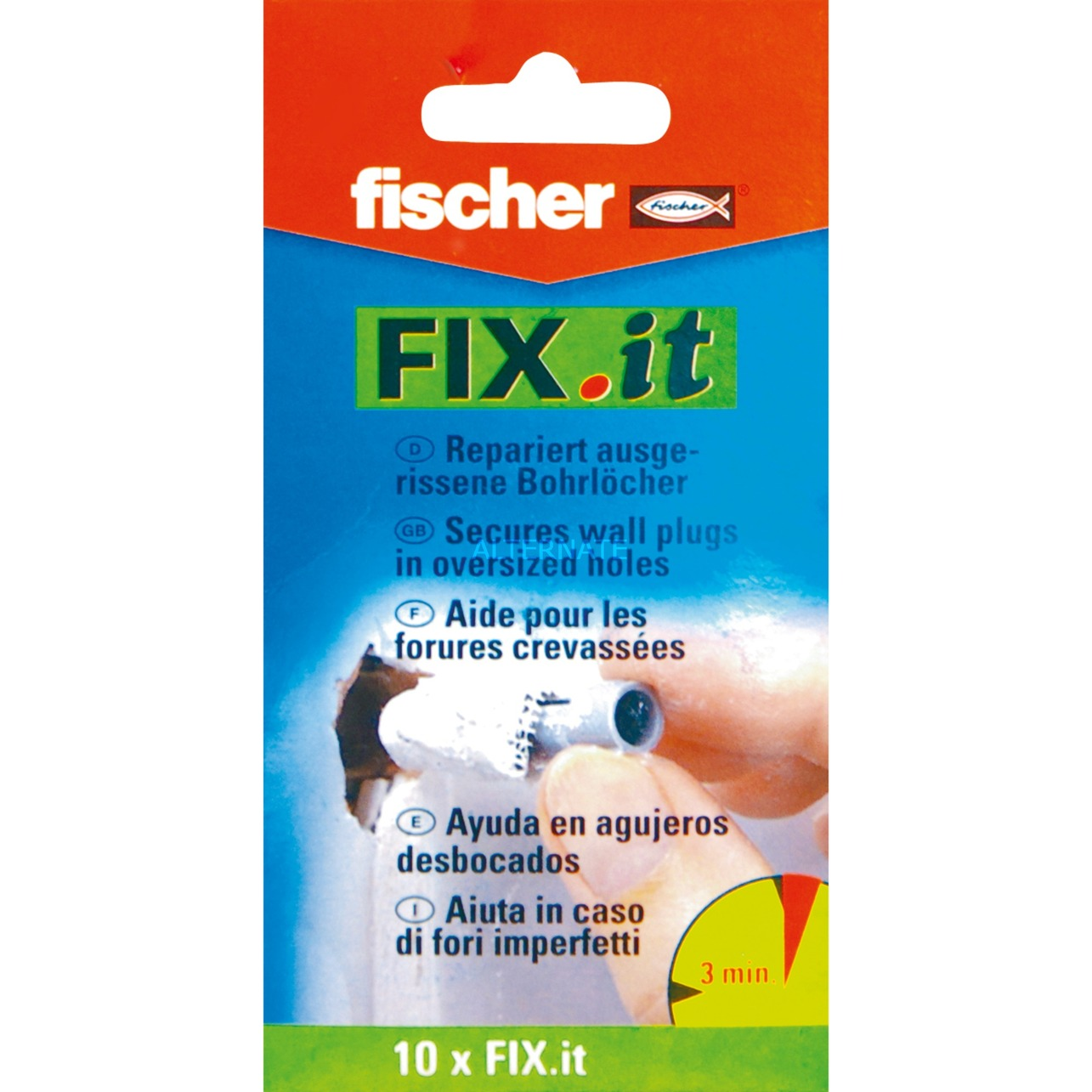 FIX.it, Mortero