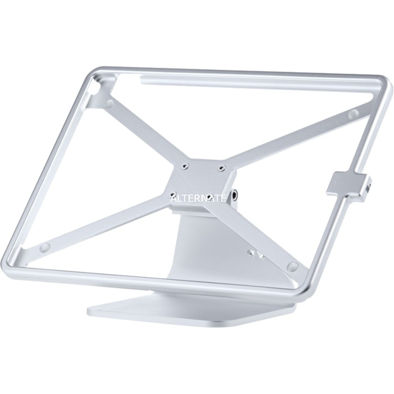 XM-DESK-06-IPAD-PRO mueble y soporte para dispositivo multimedia Carro para administración de tabletas Aluminio Tablet