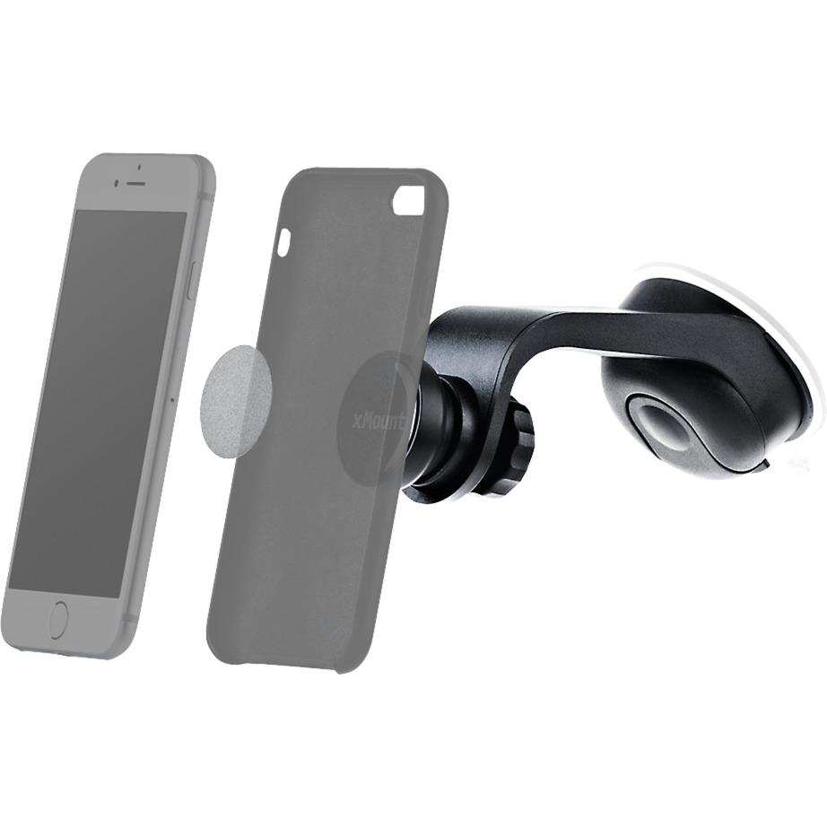 XM-MAG-01-IPHONE soporte Teléfono móvil/smartphone Negro Soporte pasivo
