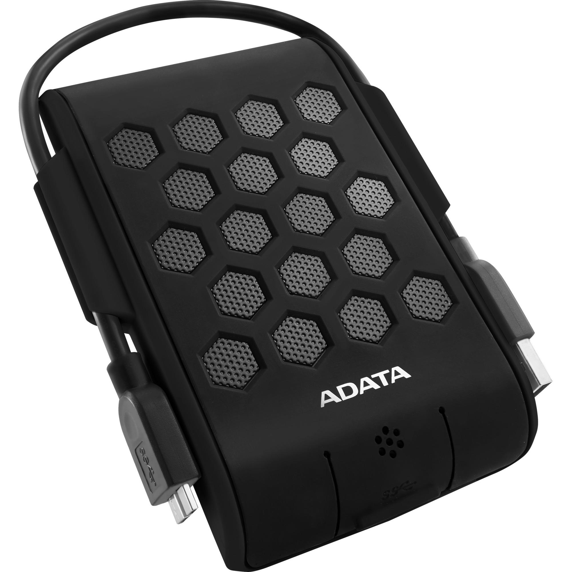 2TB HD720 disco duro externo 2000 GB Negro, Unidad de disco duro