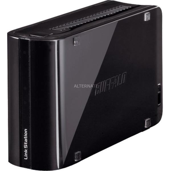 2TB LinkStation Mini NAS Ethernet Negro