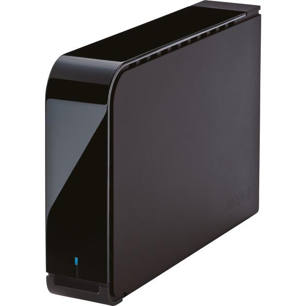 DriveStation 1TB Velocity disco duro externo 1000 GB Negro, Unidad de disco duro
