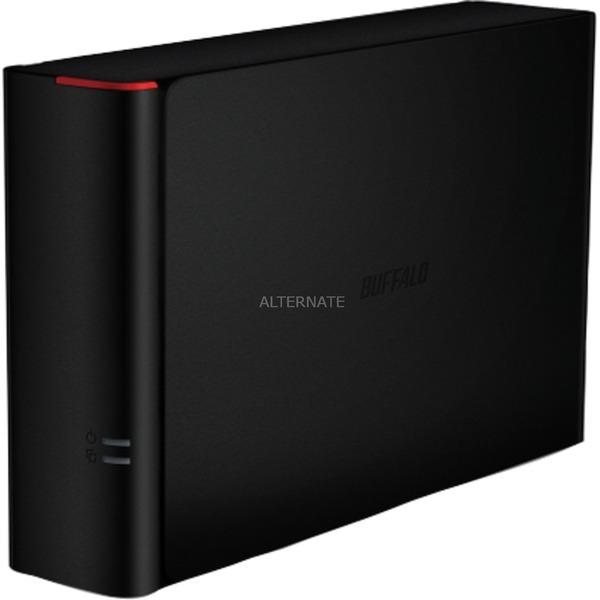 DriveStation DDR 2.0TB Escritorio Negro Servidor de almacenamiento, Unidad de disco duro