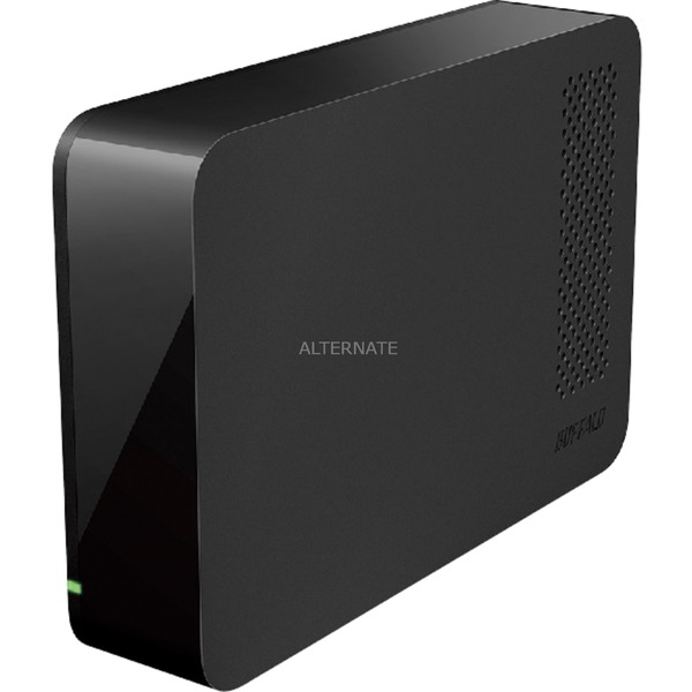 DriveStation HD-LCU3 1000GB Negro disco duro externo, Unidad de disco duro