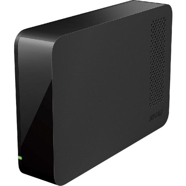 DriveStation HD-LCU3 disco duro externo 1000 GB Negro, Unidad de disco duro