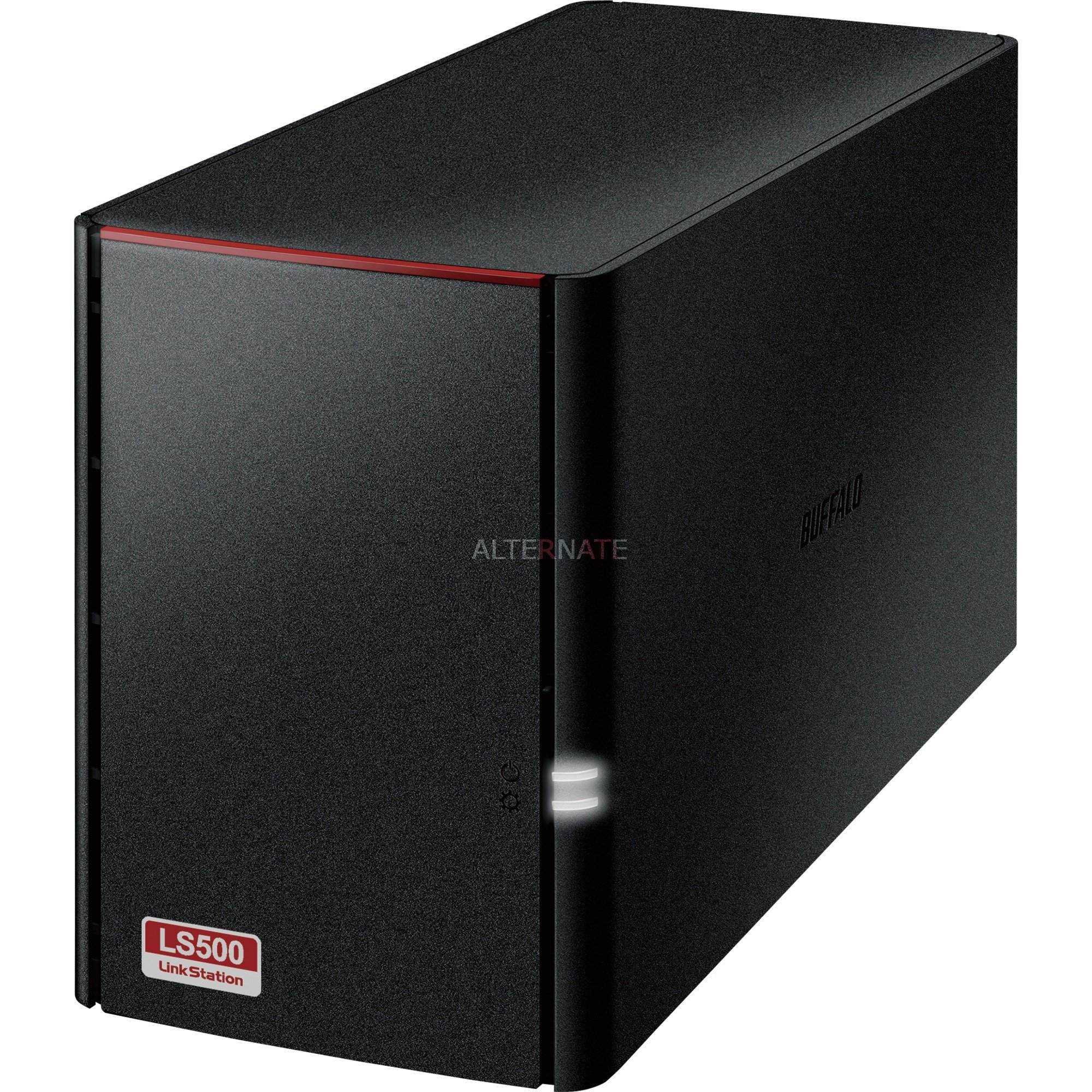 LinkStation 520 4TB NAS Negro