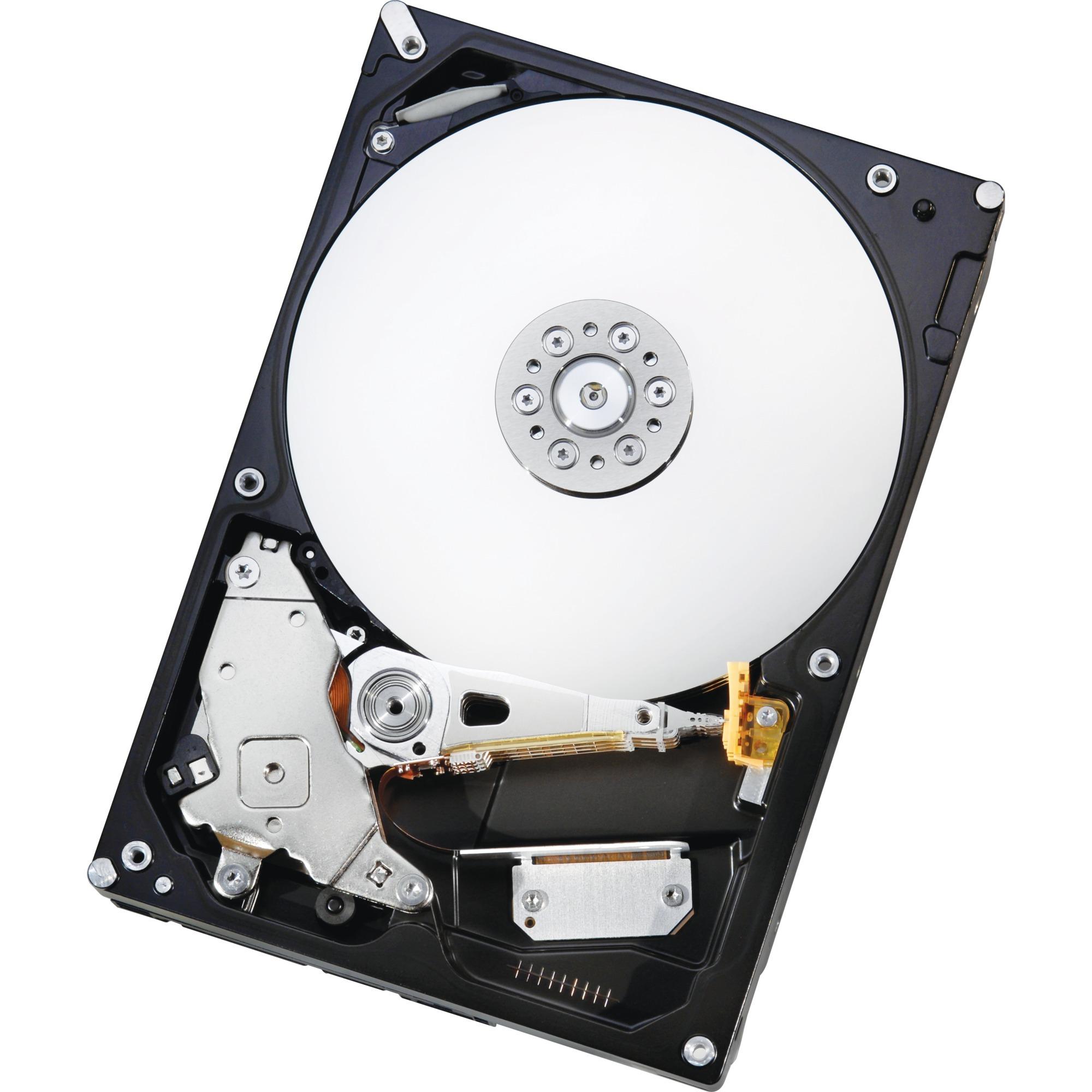 Deskstar NAS 10TB 10000GB Serial ATA III disco duro interno, Unidad de disco duro