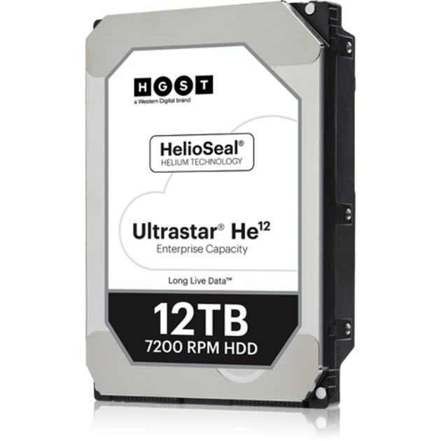 Ultrastar He12 disco duro interno Unidad de disco duro 12000 GB SATA