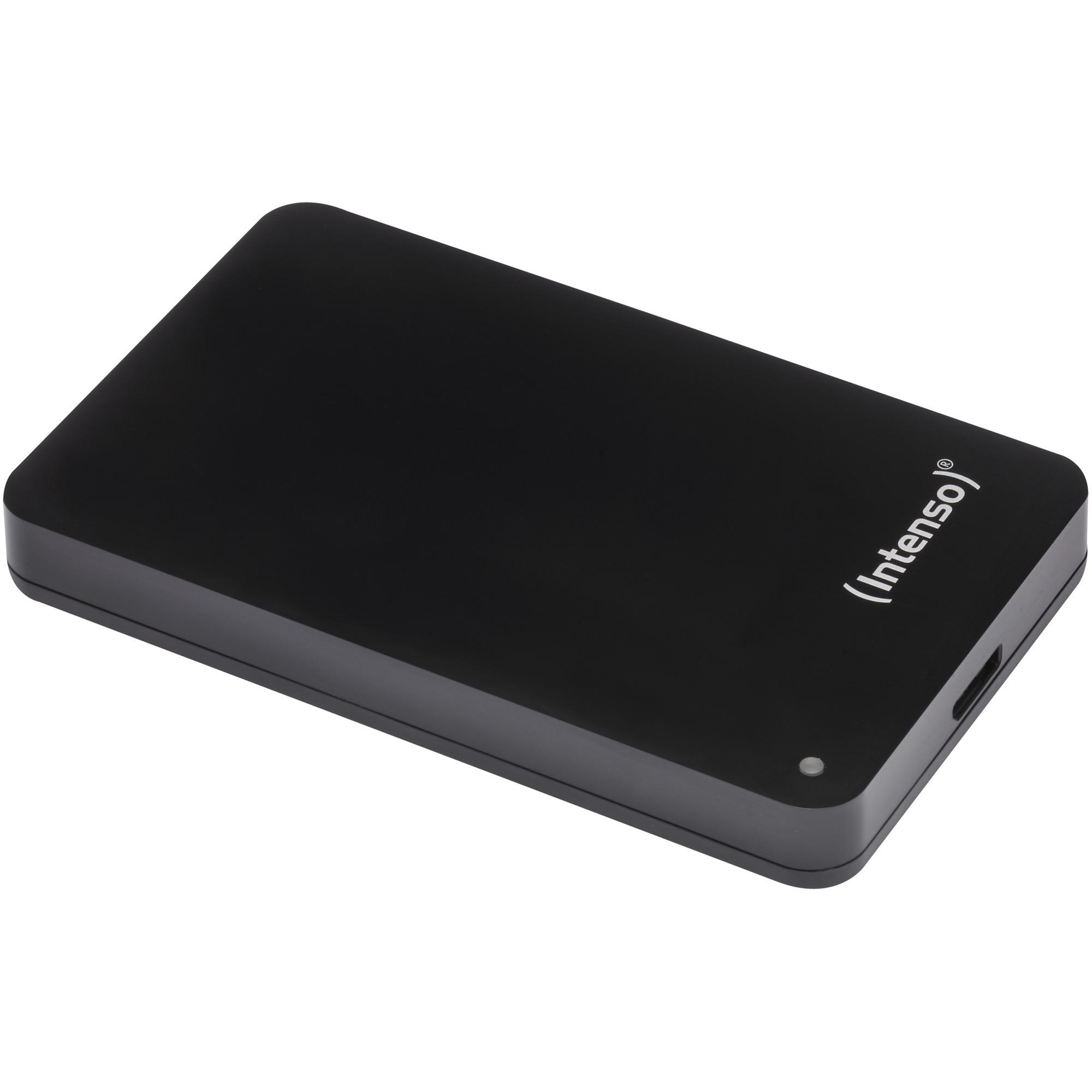 "2TB 2.5"" Memory Case USB 3.0 disco duro externo 2000 GB Negro, Unidad de disco duro"