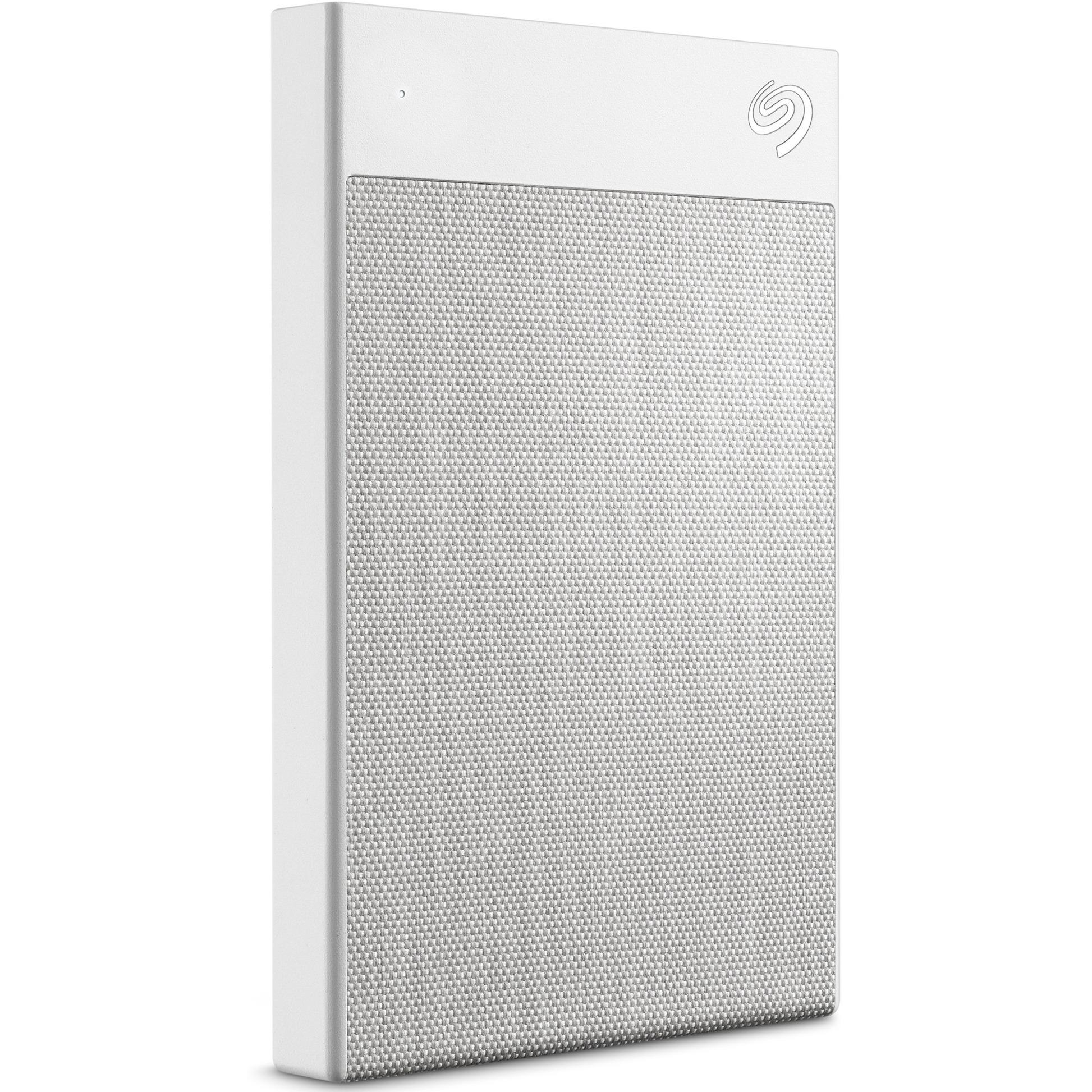Backup Plus STHH2000402 disco duro externo 2000 GB Blanco, Unidad de disco duro