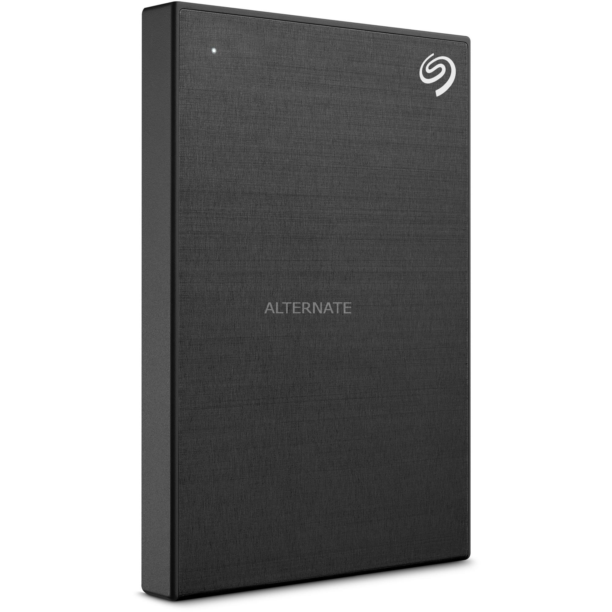 Backup Plus STHN2000400 disco duro externo 2000 GB Negro, Unidad de disco duro