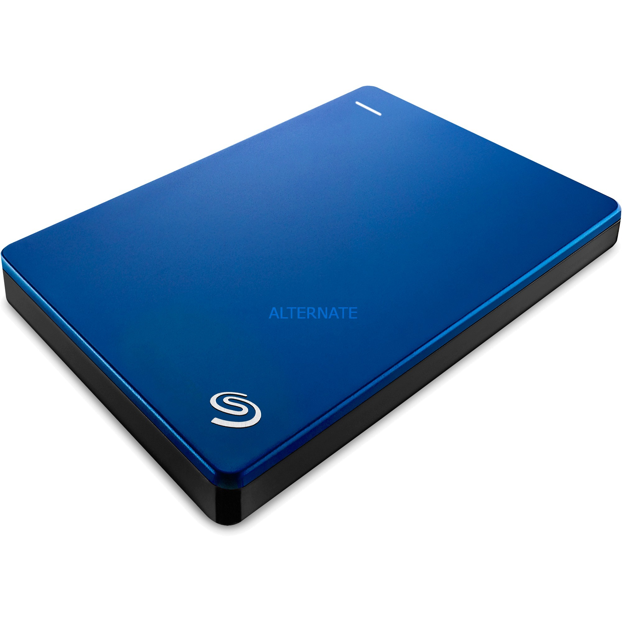 Backup Plus Slim 1TB disco duro externo 1000 GB Azul, Unidad de disco duro