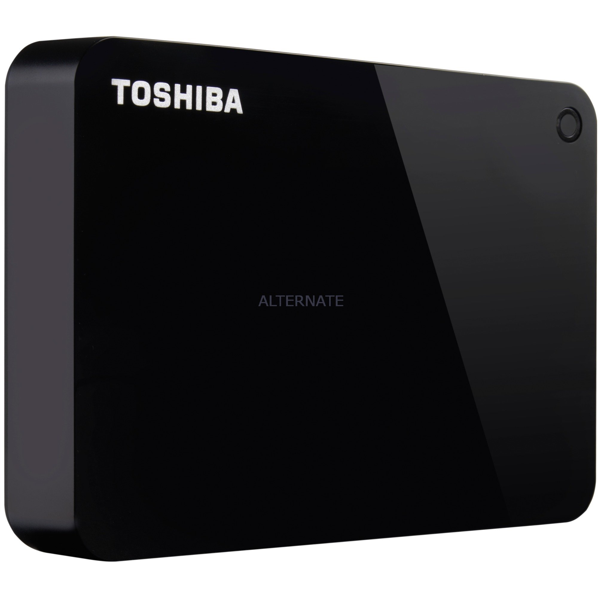 Canvio Advance disco duro externo 3000 GB Negro, Unidad de disco duro
