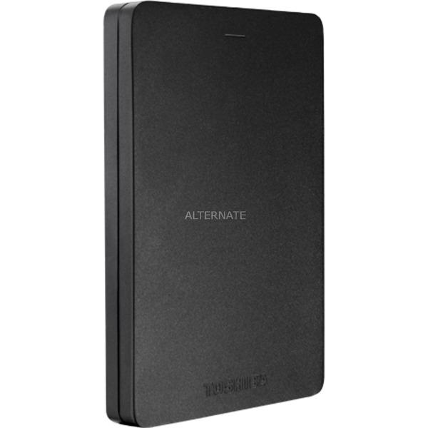 Canvio Alu 500 GB 500GB Negro disco duro externo, Unidad de disco duro