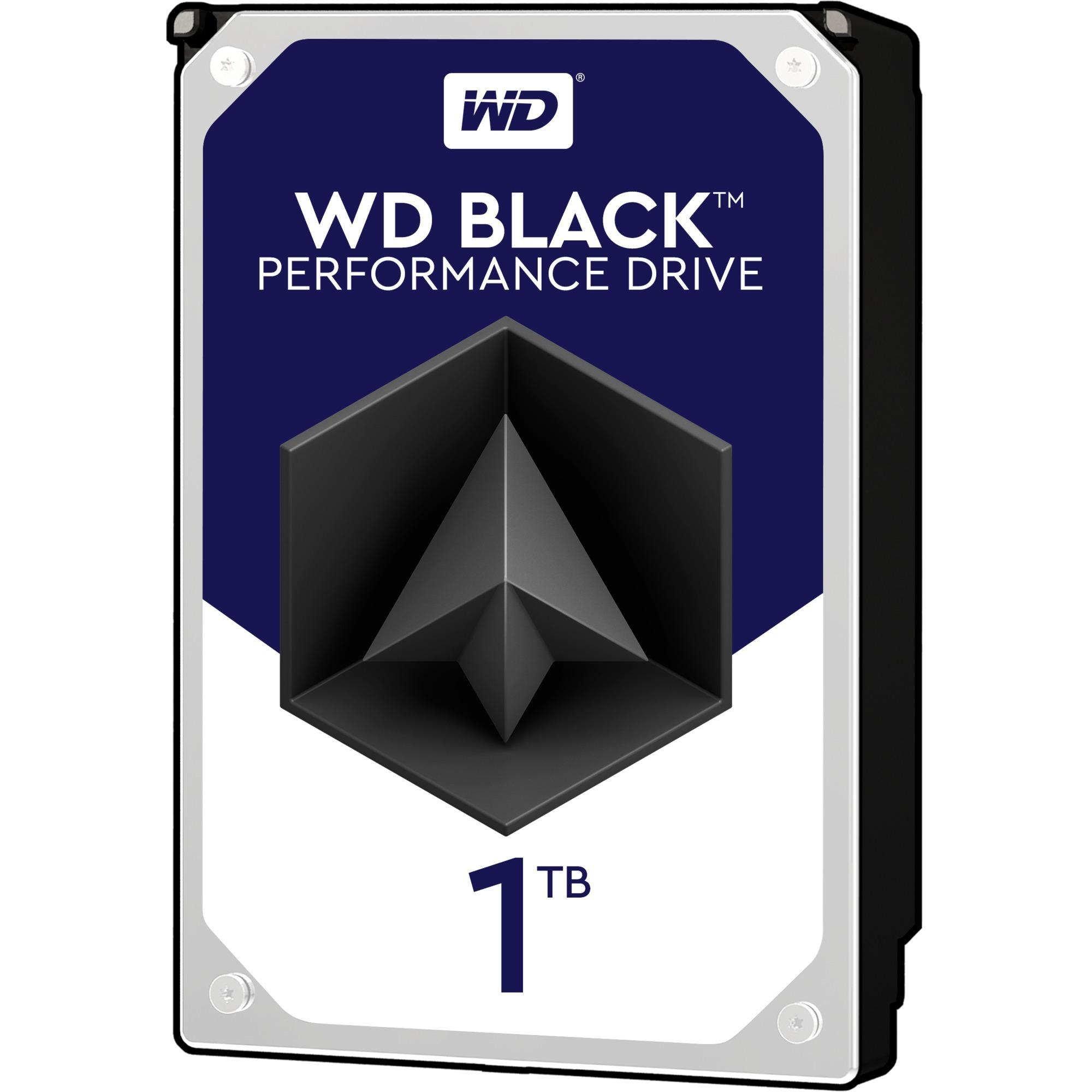 Black disco duro interno Unidad de disco duro 1000 GB Serial ATA III