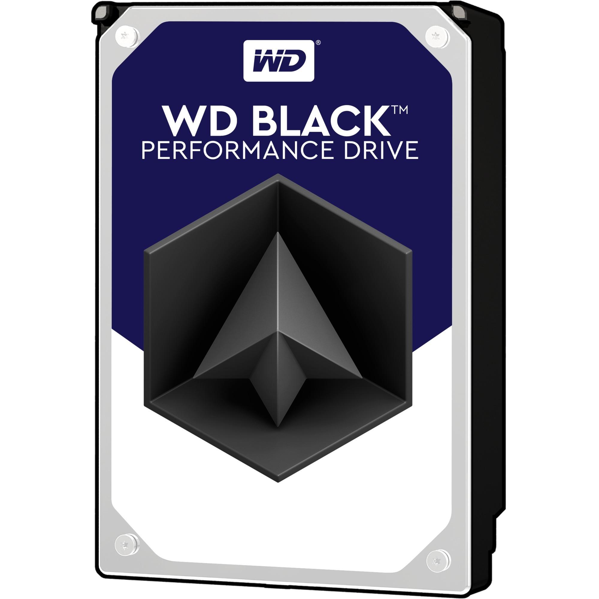 Black disco duro interno Unidad de disco duro 320 GB Serial ATA III
