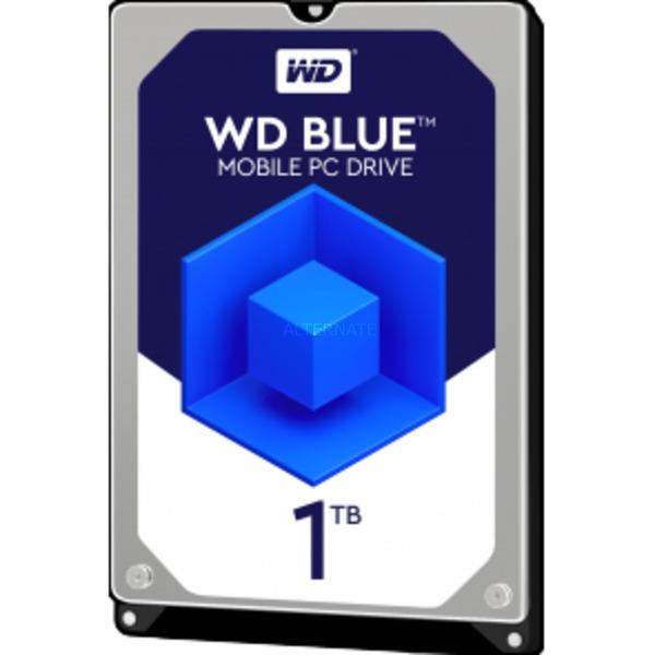 """Blue 2.5"""" 1000 GB Serial ATA III, Unidad de disco duro"""