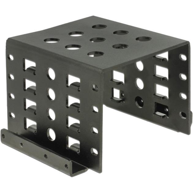 """18271 caja para disco duro externo 2.5"""" Carcasa de disco duro/SSD Negro, Bastidor de instalación"""