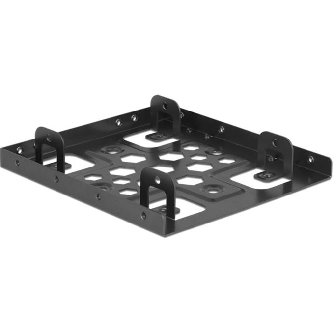 """21324 caja para disco duro externo 2.5"""" Caja de disco duro (HDD) Negro, Bastidor de instalación"""