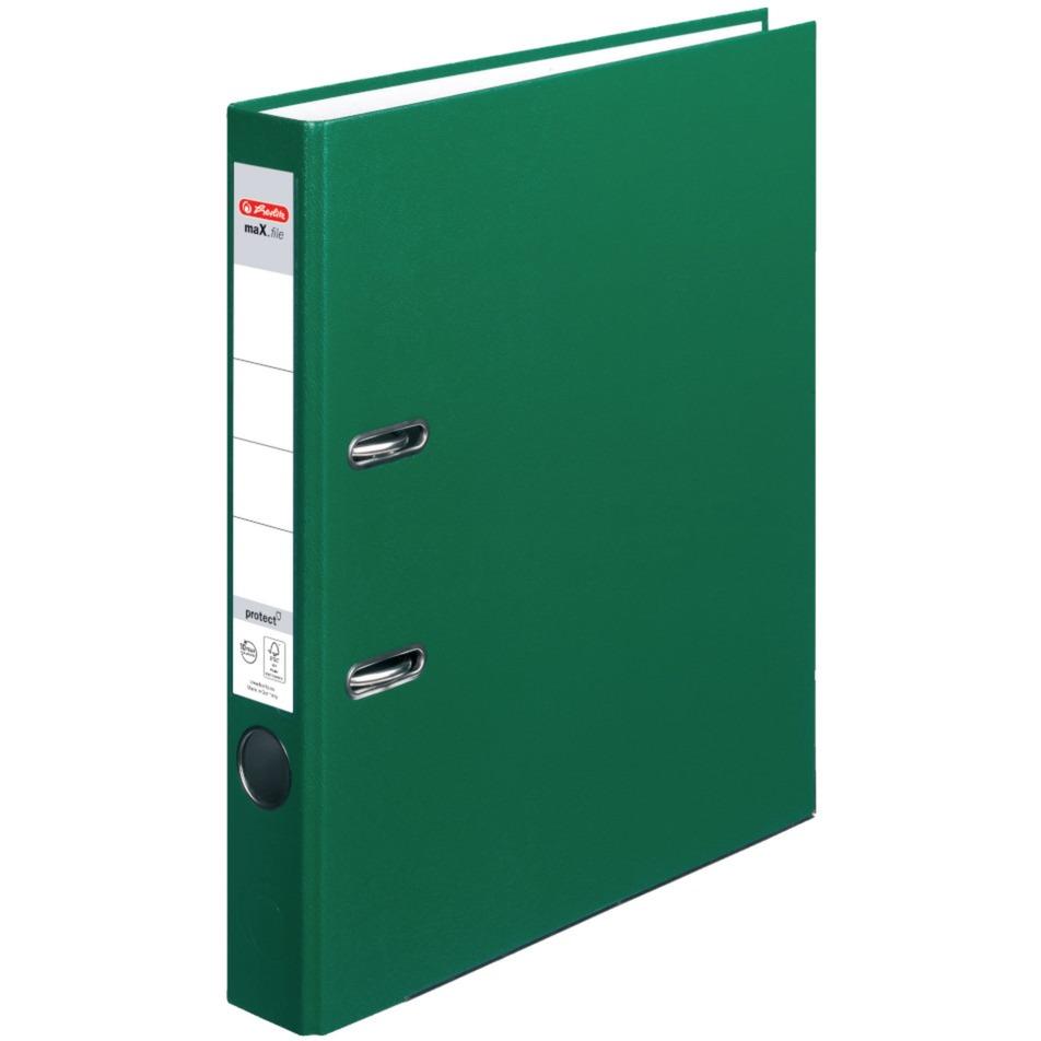 05450507 carpeta de cartón A4 Verde