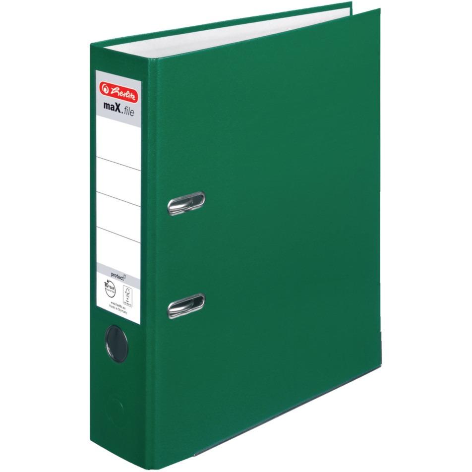 05480504 carpeta de cartón A4 Verde