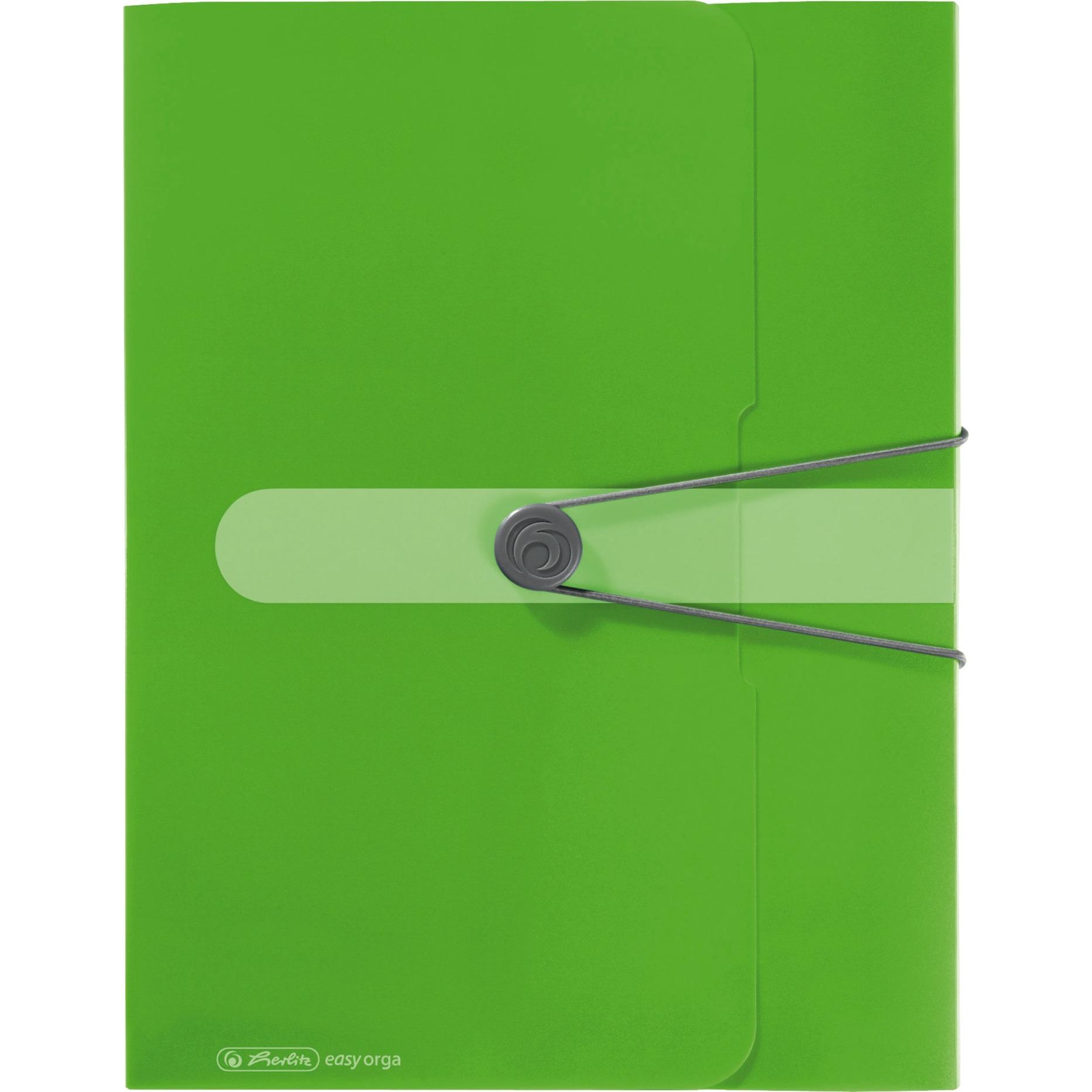 11206133 Polipropileno (PP) Verde carpeta