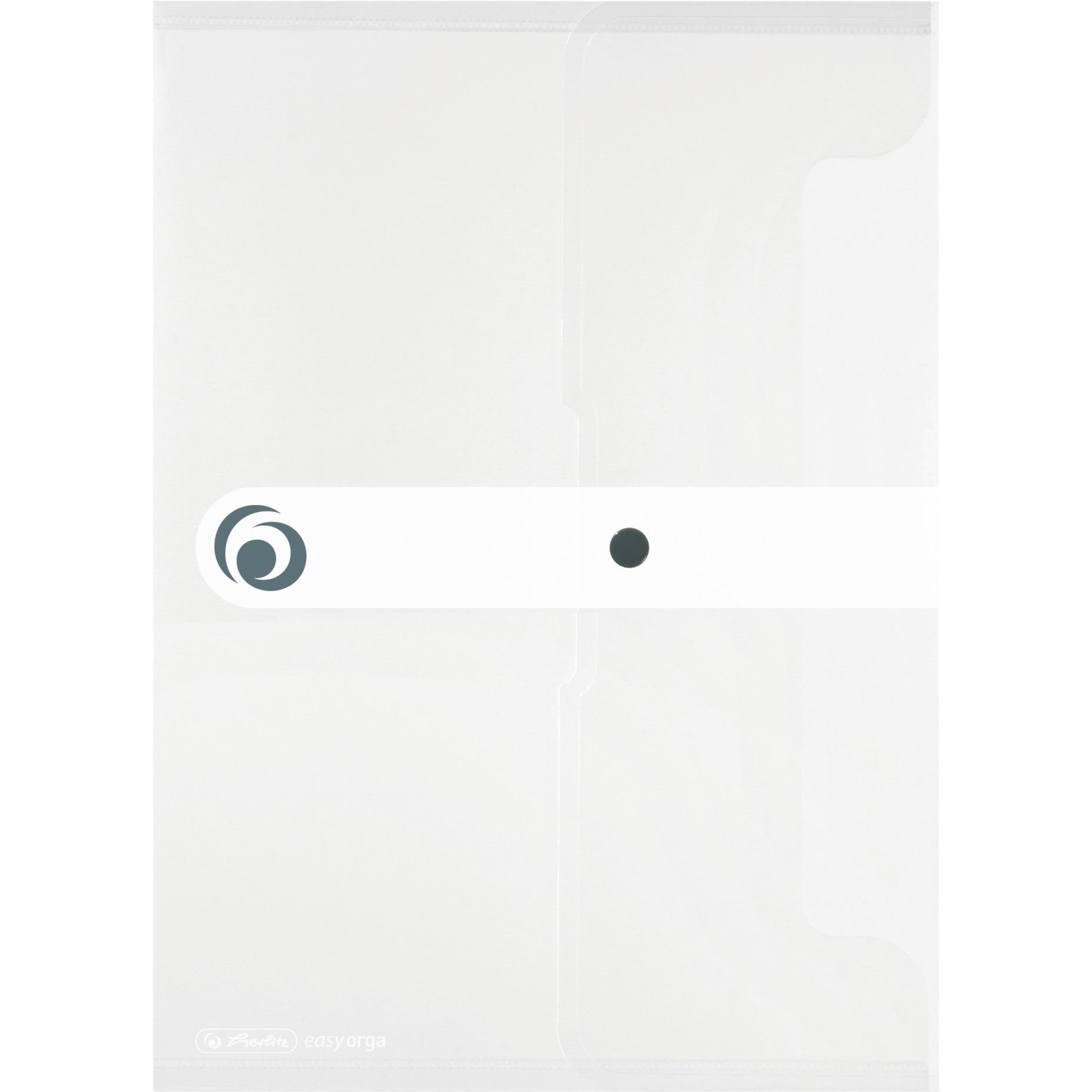 11206653 carpeta Polipropileno (PP) Transparente, Bolsa