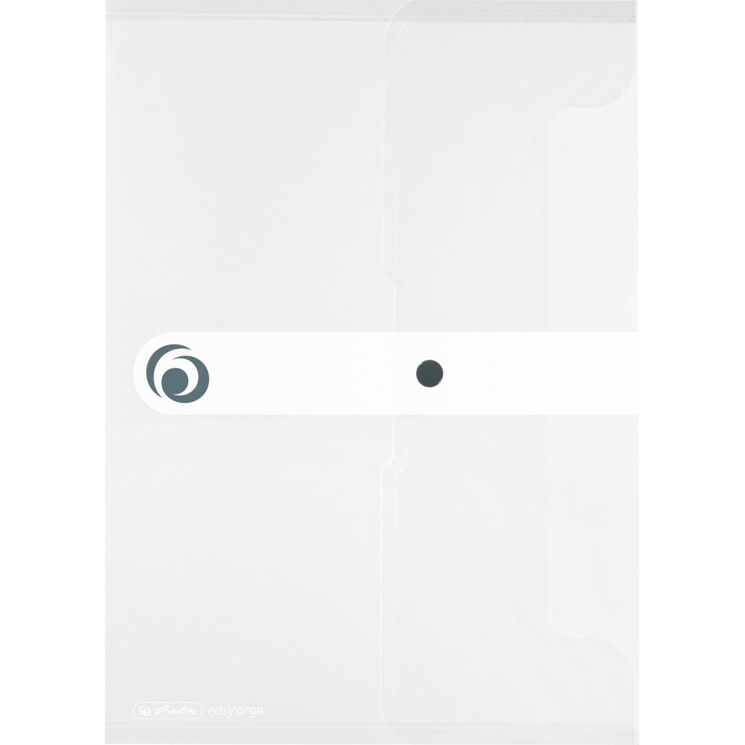 11207065 carpeta Polipropileno (PP) Transparente, Bolsa